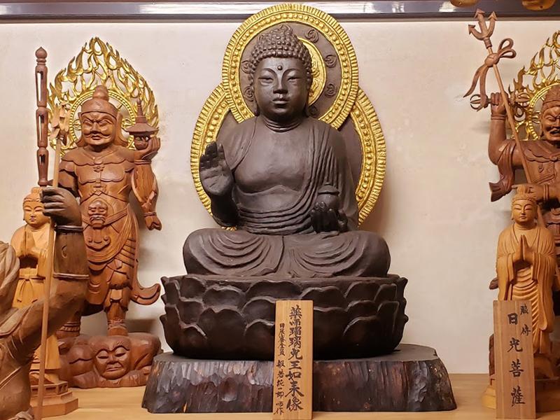 遠江四十九薬師霊場 第十六番札所